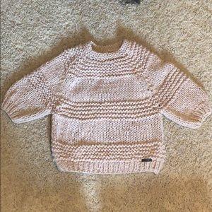 Handmade chunky sweater. *NWT*